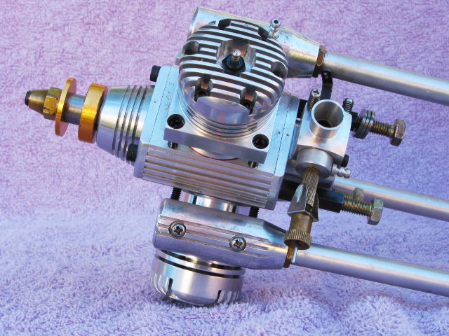 Hiness Two-Stroke Radial