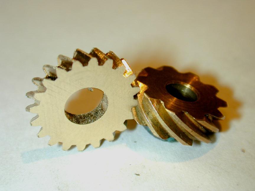 How To Make Skew Gears