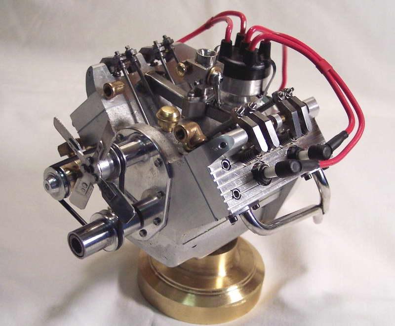 Petrol Engine Design