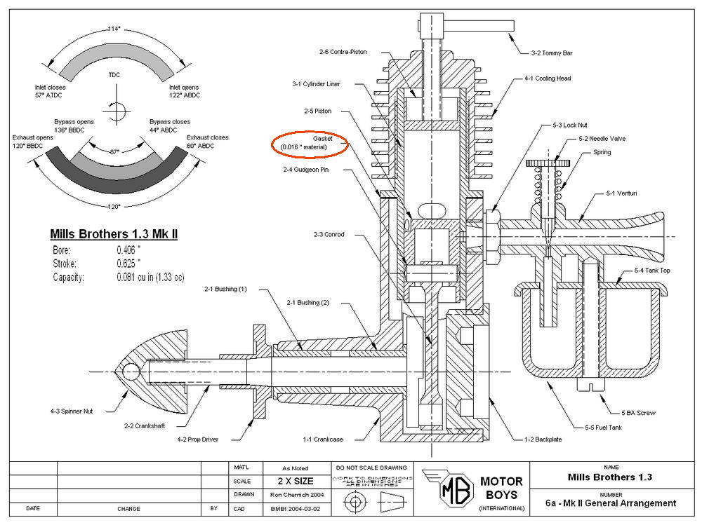 Model Engine News July 2012 – Diagram Of An Rc Nitro Engine